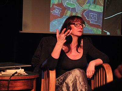 <strong>Csilla Kemenczei :</strong> psychanalyste jungienne, elle est une grande spécialiste des contes et des mythes des quatre coins du monde